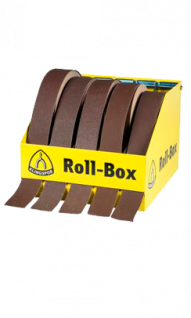 Klingspor-Roll-box